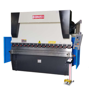 WC67K CNC Hydraulic Press Brake with E200